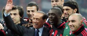 L'addio di Berlusconi al Milan: «È un dolore, il mio cuore resterà rossonero»