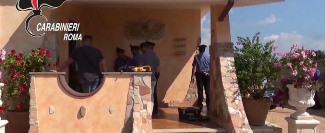 Casamonica, confiscati beni per 1 milione di euro alla famiglia di zingari (video)