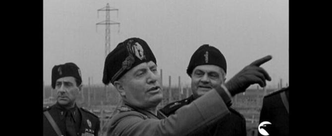 Mussolini, da Cinecittà a Piazzale Loreto: ci vorrebbe un film sul 28 Aprile