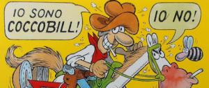 Cocco Bill compie 60 anni: il cowboy di Jacovitti ora ha la sua Opera Omnia