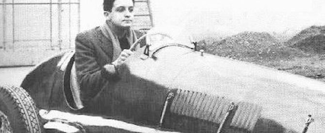 Enzo Ferrari: «Dino mi disse: sono missino, seppelliscimi in camicia nera».