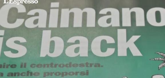 L'Espresso rilancia il suo incubo preferito: aiuto! Berlusconi può vincere