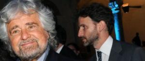 Beppe Grillo verso l'addio al M5S: a ottobre la leadership a Casaleggio