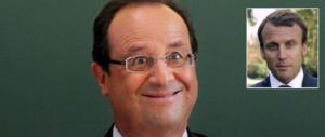 Hollande vota Macron: l'abbraccio mortale che può aiutare Marine