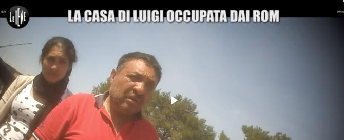 Incubo a Lecce: pensionato si ritrova casa occupata dai rom