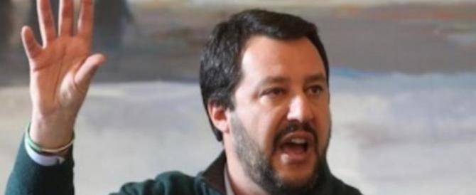 Salvini ironico: «Il tunisino accoltellatore non marcerà col Pd, peccato…»