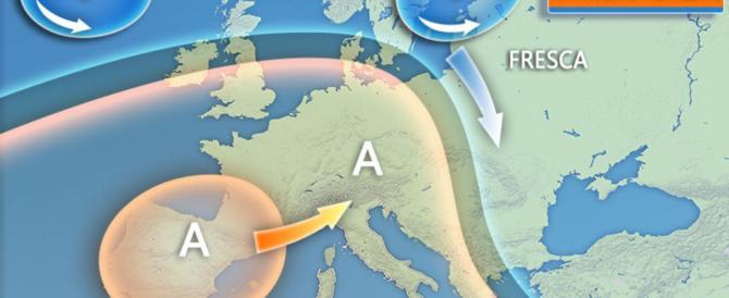 """Meteo, """"Apollo"""" da giovedì prossimo porterà il caldo su tutta Italia"""