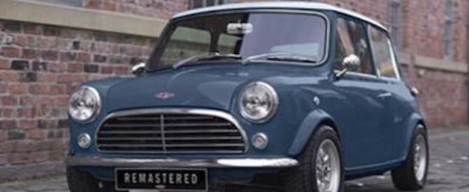 Torna la Mini Cooper, icona degli anni Sessanta. Sarà in versione moderna