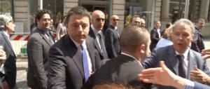 """""""L'inviato del Corriere che seguiva Renzi fu intimidito dai servizi segreti"""""""