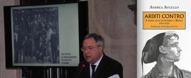 Arditi contro, storia del Fascio romano e della lotta armata che tornerà nei '70