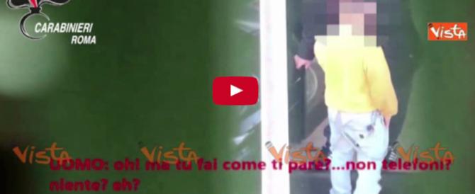 «Vi sfascio tutti»: ecco come gli usurai di Ariccia terrorizzavano le vittime (video)