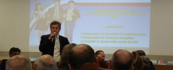 Alemanno: il Msi ormai fa parte della coscienza civile degli italiani