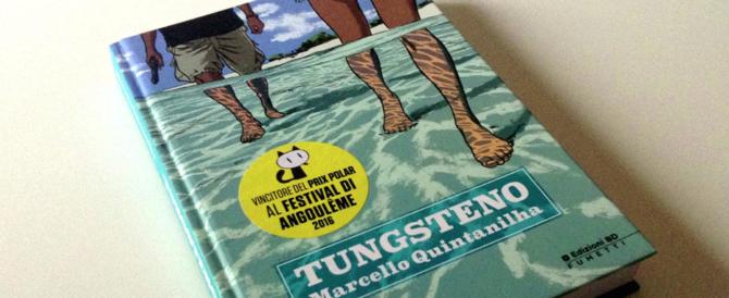 Il Brasile degli ultimi in una graphic novel che piacerebbe a Tarantino