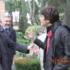 """""""Gramsci è dei comunisti, vattene!"""". Orfini contestato al cimitero (video)"""
