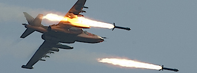 Iraq, capo militare dell'Isis ucciso in un raid aereo vicino al confine siriano