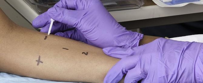 Allergici, in Italia sono più di due milioni: attenzione alla nocciola