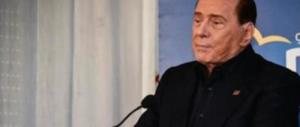 Berlusconi: «Con Salvini disaccordo sull'euro ma non sul programma»