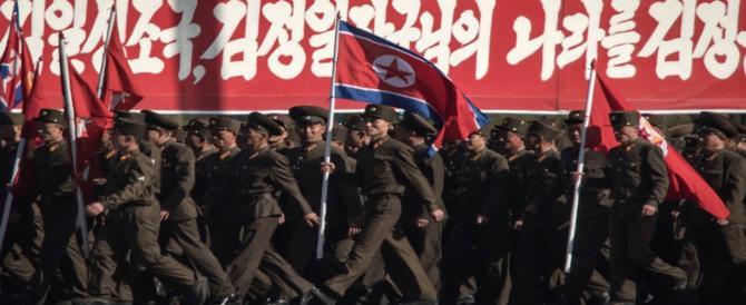 Braccio di ferro Usa- Nord Corea: occhi puntati sulla Cina. E la portaerei americana…
