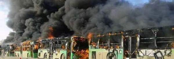 Siria, aumentano le vittime della strage dell'Isis agli autobus di profughi