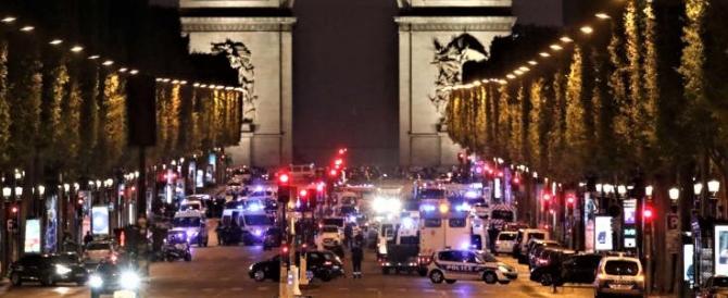 In manette il padre del terrorista islamico degli Champs-Elysées