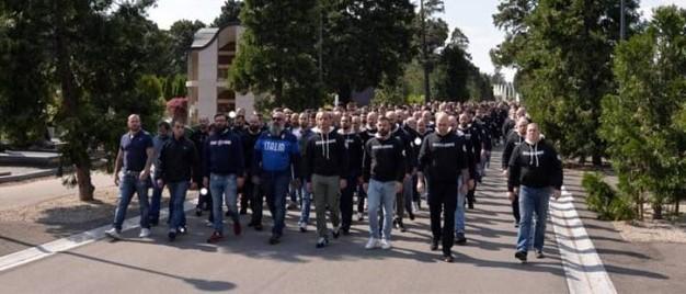 """Campo X, denunciati dal Prefetto. De Corato: """"Duri con la destra, morbidi con i black bloc"""""""