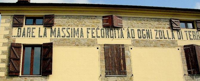 La rossa Toscana scopre un'intuizione del fascismo: gli orti urbani. E lo imita