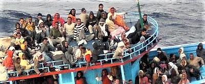 Clandestini, 50 per cento in più di sbarchi. E nessuno dalla Siria…