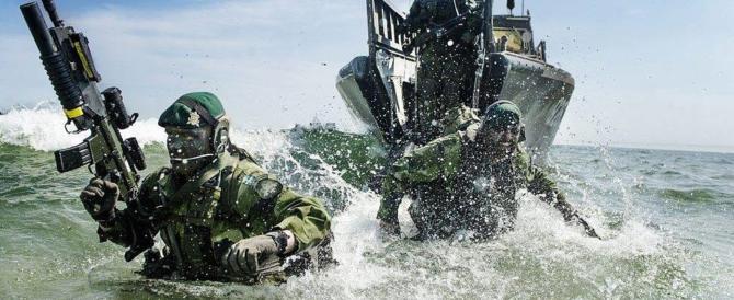 In azione i Cacciatori della Costa, le unità antiterrorismo svedesi (video)