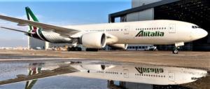 """Alitalia, l'Ugl spinge per un confronto: """"Niente soluzioni tragiche per l'Italia"""""""