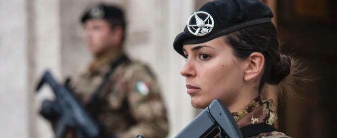 Raid in Siria gestito da due donne. Nelle nostre Forze armate sarebbe possibile?