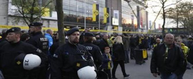 Attacco al Borussia Dortmund, due le piste: estrema sinistra o islamici
