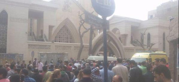 Egitto, due attentati contro chiese cristiane. 45 vittime. L'Isis rivendica