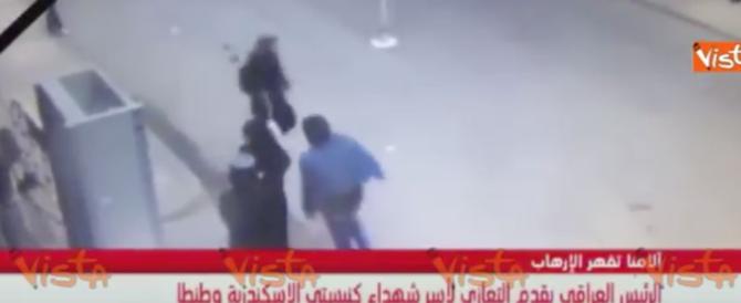 Le sconvolgenti immagini dell'esplosione nella chiesa egiziana (video)