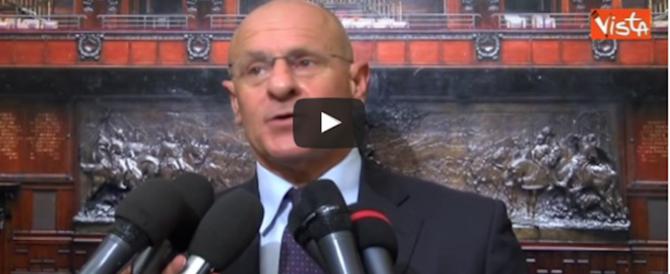 Rampelli: «Faremo una grande coalizione per vincere le elezioni» (video)