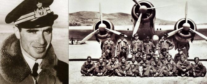 Storia del pilota Rsi Faggioni, caduto nei cieli di Anzio e mai più ritrovato