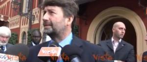 Ponte sullo Stretto, anche Franceschini ora dà ragione al Cav (VIDEO)