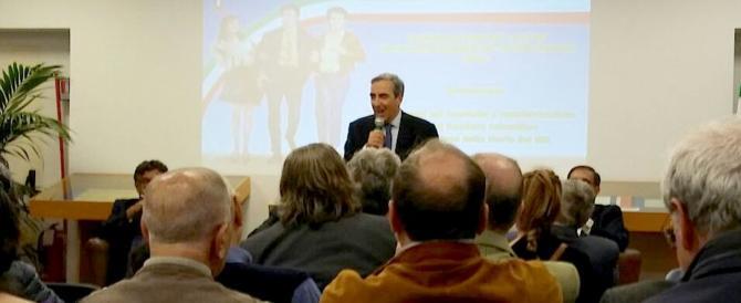 Gasparri: «Ma quali innovatori grillini? Fu il Msi la vera palestra di libertà»