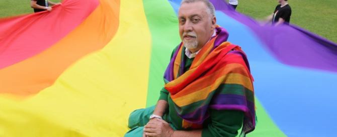È morto Gilbert Baker: fu lui a creare la bandiera arcobaleno per i gay
