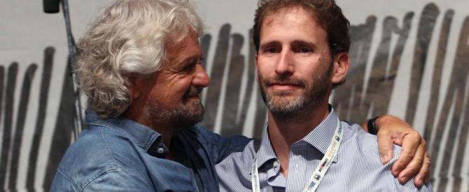 """Casaleggio imita Togliatti e lancia la """"Frattocchie"""" digitale  del M5S"""