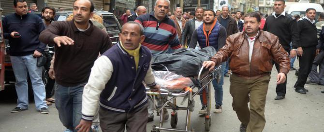 Attentati in Egitto, il piano dell'Is è spaccare il paese uccidendo i cristiani?