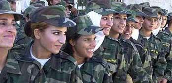 In azione le prime poliziotte irachene addestrate da donne carabiniere