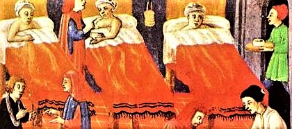 Italiani, un popolo di eroi, di navigatori, di santi e di …malati