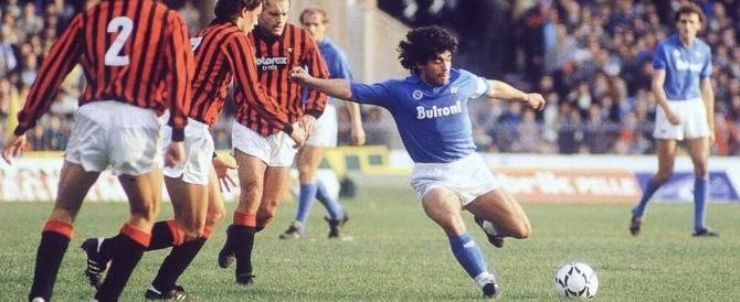 Lo chef di Berlusconi: quella volta che battemmo Maradona al San Paolo…