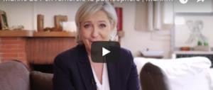 """Marine Le Pen: """"Ora il sistema ci scatenerà contro tutte le sue forze"""" (VIDEO)"""
