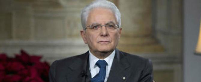 Il retroscena: Mattarella vuole le elezioni il 4 marzo. Ecco perché