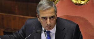 Gasparri: «No al tetto alle star in Rai? Viale Mazzini rinunci al Giro d'Italia»