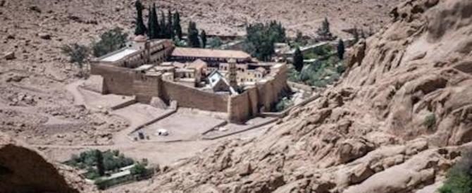 L'Isis rivendica l'attacco al monastero di Santa Caterina. Morto un poliziotto