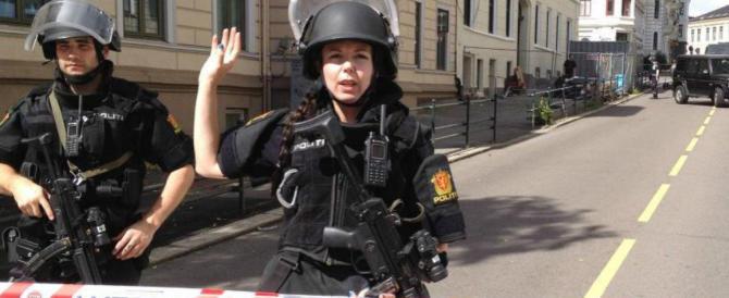 Allarme anche a Oslo: ritrovato un ordigno esplosivo vicino la metro