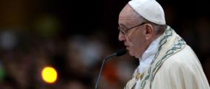 """Bergoglio choc: """"Lo Stato Pontificio? Non aveva una mentalità cristiana"""""""