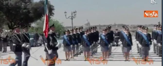 La Polizia festeggia 165 anni. Camilleri: meritano il nostro grazie (video)